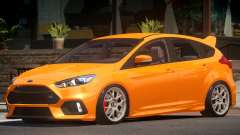 Ford Focus RS Edit for GTA 4