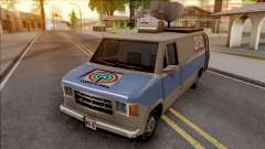 News Van ABS CBN for GTA San Andreas