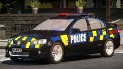 Holden VE Commodore Police V1.0 for GTA 4