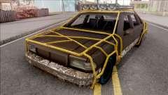 Reinforced Sedan SA Style for GTA San Andreas