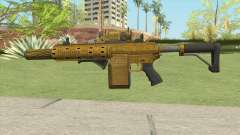 Carbine Rifle GTA V (Luxury Finish) Full V1
