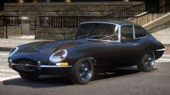 Jaguar E-type V1.0 for GTA 4