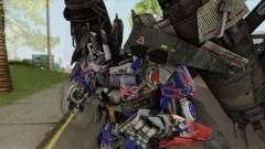 Optimus Prime V3 for GTA San Andreas