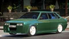 VAZ 21099 Improved for GTA 4