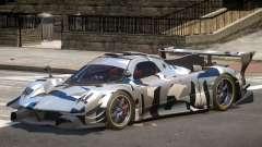 Pagani Zonda GT-R PJ4 for GTA 4
