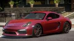 Porsche Cayman GT4 V1.0 for GTA 4
