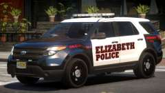 Ford Explorer Police V.0