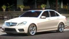 Mercedes-Benz C63 V1.0 for GTA 4