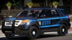 Ford Explorer Police V1.1 for GTA 4