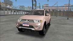 Mitsubishi Pajero Dakar HPE 2015