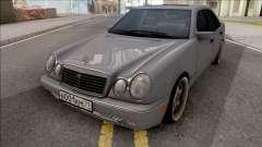 Mercedes-Benz W210 E420 Elegant for GTA San Andreas