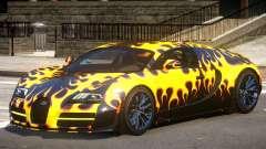 Bugatti Veyron 16.4 GT PJ3 for GTA 4