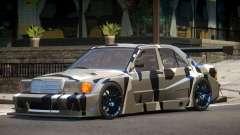 Mercedes 190E Sport PJ4 for GTA 4