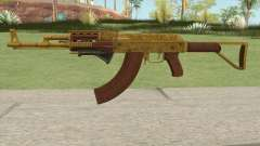 Assault Rifle GTA V (Two Attachments V2) for GTA San Andreas