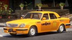 GAZ 31105 Taxi for GTA 4