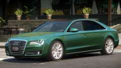 Audi A8 V1.1 for GTA 4