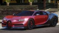 Bugatti Chiron Sport Carbon for GTA 4