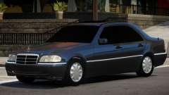 Mercedes C180 V1.0 for GTA 4