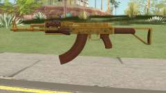 Assault Rifle GTA V (Two Attachments V4) for GTA San Andreas
