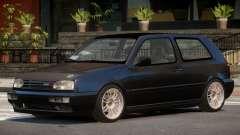 1998 Volkswagen Golf Tuned for GTA 4