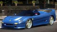 Ferrari F50 RS Roadster for GTA 4
