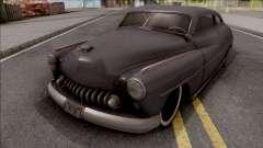 Mercury Coupe Custom 1949 for GTA San Andreas