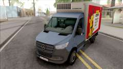 Mercedes-Benz Sprinter 2019 Box Transporter