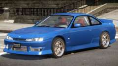 Nissan Silvia S14 V1.0 for GTA 4