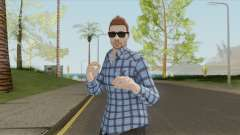 Random Male Skin V2 (GTA Online) for GTA San Andreas