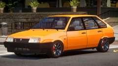 VAZ 2109 Pro Street for GTA 4