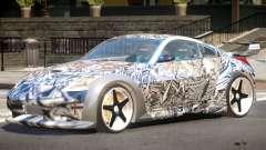 Nissan 350Z GT V1.0 PJ4 for GTA 4