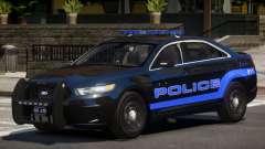 Ford Interceptor Police V1.0 for GTA 4