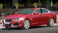 Jaguar XFR V1.0 for GTA 4