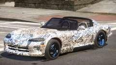 Dodge Viper GTR PJ4 for GTA 4