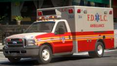 Ford F-350 Ambulance