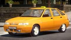 VAZ 2112 Taxi V1.0 for GTA 4