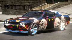 Dodge Challenger SRT8 Tuned PJ3 for GTA 4