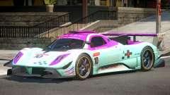 Pagani Zonda GT-R PJ8 for GTA 4
