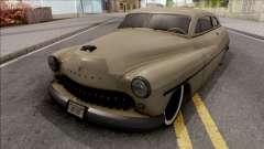 Mercury Coupe Custom 1949 v2 for GTA San Andreas