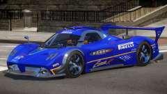 Pagani Zonda RS PJ2 for GTA 4