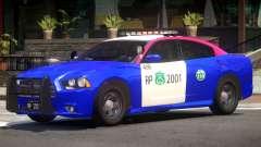 Dodge Charger Spec Division V1.0 for GTA 4