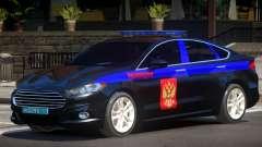 Ford Mondeo Police V1.0 for GTA 4