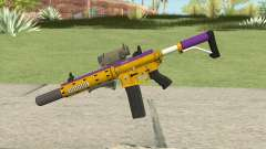 Carbine Rifle GTA V (Mamba Mentality) Full V2