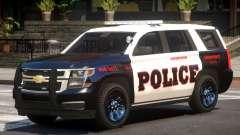Chevrolet Tahoe Police V1.0