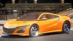 Acura NSX Sport for GTA 4