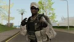 Soldier V2 (US Marines) for GTA San Andreas
