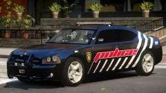 Dodge Charger Police V1.2 for GTA 4