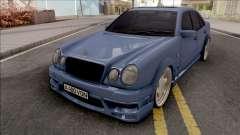 Mercedes-Benz E-class W210 KLEEMANN for GTA San Andreas