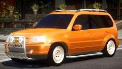 Chevrolet Niva ST for GTA 4