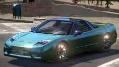Acura NSX ST for GTA 4
